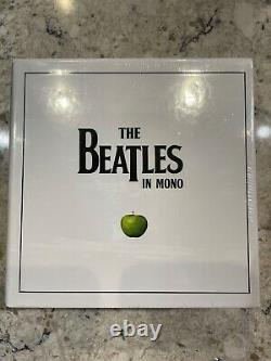 10% Off NEW Beatles in Mono 10 Cd Boxed Set Factory Sealed Free Shipping