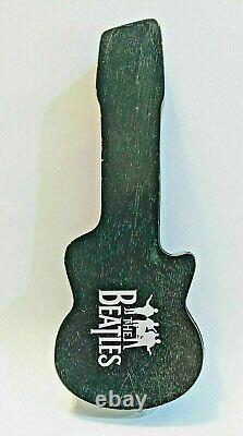 1993 The Beatles Watch LIMITED EDITION John Lennon Black Wood Guitar Case