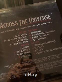 Across The Universe Vinyl John Lennon Beatles Sealed RSD
