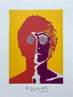 Andy Warhol The Beatles John Lennon. High Quality Lithograph
