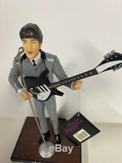 BEATLES 1991 HAMILTON GIFTS JOHN LENNON FIGURE DOLL WithTAG EXCELLENT! FREE S/H