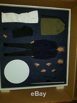BEATLES IMAGINE JOHN LENNON 1/6 Action Figure 12 MOLECULE8 BRAND NEW UK COA