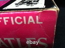BEATLES JOHN LENNON 1964 Remco Doll With Original Outer Box & Instrument Hard