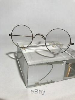 BEATLES JOHN LENNON ANTIQUE VINTAGE GENUINE SIGNED Shur ON WINDSOR EYEGLASSES