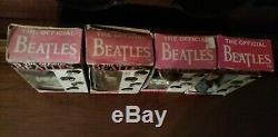 BEATLE REMCO DOLL JOHN LENNON PAUL McCARTNEY GEORGE HARRISON RINGO STARR + BOXES