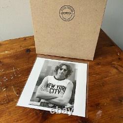 BOB GRUEN Signed Photograph John Lennon The Beatles Magnum Archival 6 x 6