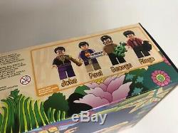 BRAND NEW LEGO 21306 Ideas Yellow Submarine Beatles New Factory Sealed