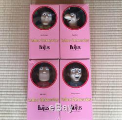 B@BY BEAR THE BEATLES 400% John Lennon Paul McCartney George Harrison 4 set