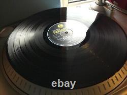 Beatles A Hard Day's Night Uk Original 1964 1st Press Y & B STEREO Vinyl Lp Rare