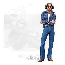 Beatles Collectible 2006 NECA John Lennon New York City Years 18 Talking Figure