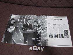 Beatles Concert at Budokan 1966 Japan Laserdisc John Lennon McCartney Laser LD