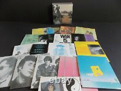 Beatles John Lennon 18 Mini Lp CD Box Sets Vol 1 The Lost Lennon Tapes New