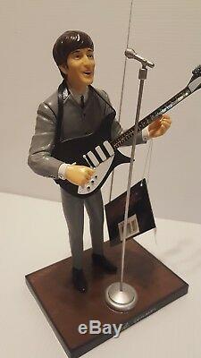 Beatles John Lennon 1991 Hamilton Doll Figure 10-1/2 Vintage