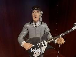 Beatles John Lennon Action Figure Hamilton Apple Corp With Tag 1991