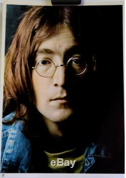 Beatles John Lennon Antique Vintage Genuine Signed Windsor Eyeglasses Xlnt Cond