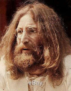 Beatles John Lennon Antique Vintage Genuine Windsor Eyeglasses Ex To Nm Cond