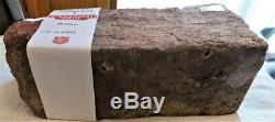 Beatles John Lennon Full Size Original Strawberry Field Brick withCertificate #626