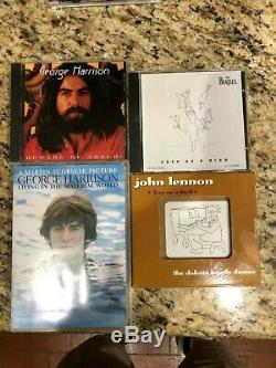 Beatles, John Lennon, Paul McCartney, George Harrison. LOT of 24 RARE titles
