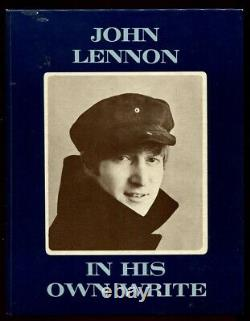 Beatles John Lennon SIGNED 1st UK Edition Book IN HIS OWN WRITE FrankCaiazzo LOA