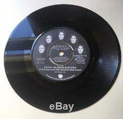 Beatles John Lennon Yoko Ono Happy Xmas UK Demo Promo Rare 7 Apple 1971 Mint