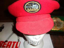 Beatles Original 1964 Kangol Hat/john Lennon/paul Mccartney, George Harrison