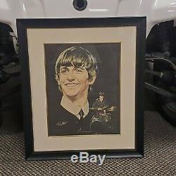 Beatles Paul McCartney Ringo Starr George Harrison John Lennon Prints with frame
