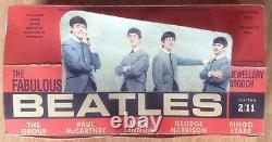 Beatles Promo Standee Counter Display John Lennon Paul McCartney George Harrison