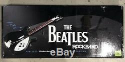Beatles Rickenbacker Guitar Controller Rock Band XBGTS5 Xbox 360 John Lennon NEW