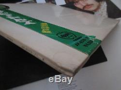 Beatles ST White Album Japan DBL Red Wax Vinyl LP OBI John Lennon Paul McCartney