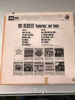 Beatles Stereo Butcher Cover Los Angeles Capitol 2553 Third State