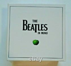 Beatles in Remastered Mono Box Set 12 CD & Booklet BOX SET FACTORY SEALED