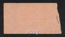 Beatles original rare concert ticket, Melbourne 1964, Australia Tour John Lennon