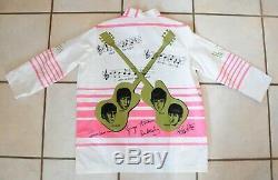 Beatles original rare vintage Shirt / Dress, Holland 1964, John Lennon