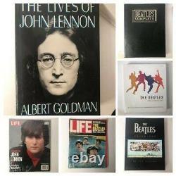 Collection of Beatles and John Lennon Memorabilia Very collectible and Rare Pie