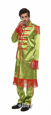 DHL ship The Beatles Sgt. Pepper's Lonely Hearts Club Band John Lennon Costume