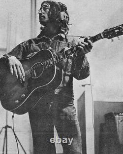 Epiphone John Lennon Signature EJ160E Guitar Beatles