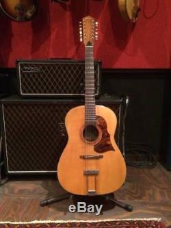 FRAMUS HOOTENANNY 12st Acoustic Guitar 5/024 JOHN LENNON BEATLES 1965 Rare
