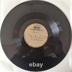 FRANK ZAPPA / MOTHERS / BEATLES / JOHN LENNON Scumbag USA 1978 10 Metal Acetate