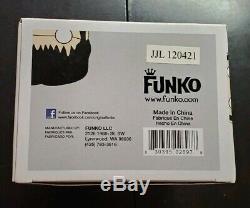 FUNKO POP THE BEATLES JOHN LENNON DAMAGED BOX With STACK
