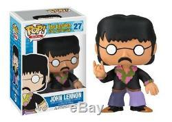 Funko POP Rock The Beatles Yellow Submarine John Lennon Loose