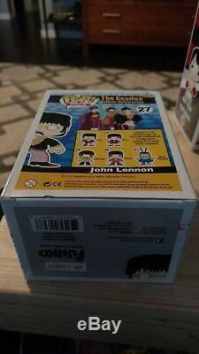 Funko Pop! Beatles Yellow Submarine John Lennon 27 NEW
