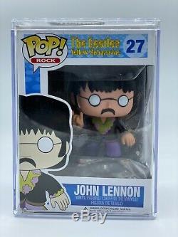 Funko Pop GRAIL John Lennon The Beatles Yellow Submarine Damaged Box Best Price