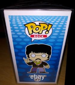 Funko Pop The Beatles John Lennon #27 Rare Vaulted Retired MINT With Protector