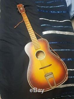 Gallotone Champion Guitar. John Lennon Beatles