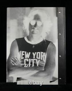 Genesis Sometime In New York City John Lennon Signed Yoko Ono & Bob Gruen