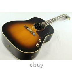 Gibson 1964 J-160E Acoustic-electric guitar 2000 John Lennon Beatles Hard case