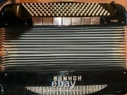 Hohner Gola Accordian, Made Famous by John Lennon, The Beatles, Great Condition