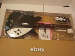 I Rickenbacker 325 Guitar Controller Wii Rockband John Lennon The Beatles In Box