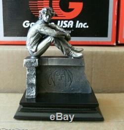 JOHN LENNON GARTLAN PEWTER figure STATUE 5 #d/ 4998/5000 the beatles figurine