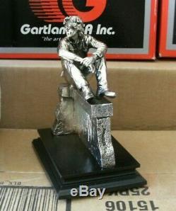 JOHN LENNON GARTLAN usa sterling silver pewter figure STATUE 5 # 128/1000